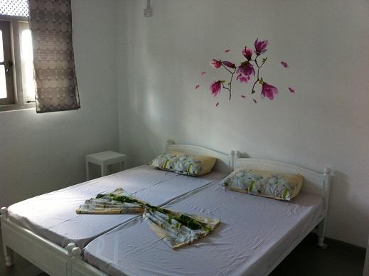 双人房-带公共浴室 (Double Room with shared bathroom room)