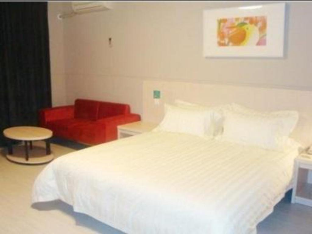 Business B - Bed Jinjiang Inn Taian Longtan Road Tianwai Village
