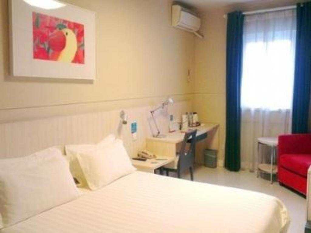 Business Room C - Bed Jinjiang Inn Yancheng Zhaoshangchang