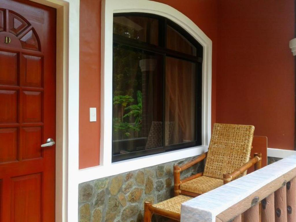Balcony/terrace Jannah Glycel Beach House