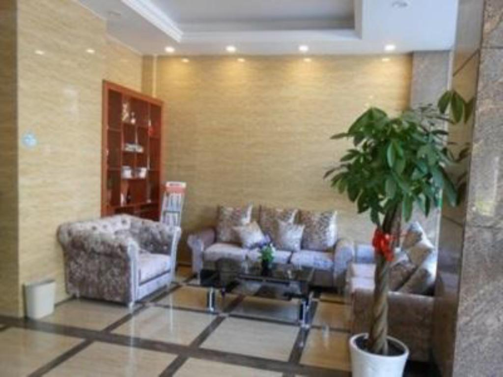 Lobby Green Tree Inn Yangshuo Shima Road Branch