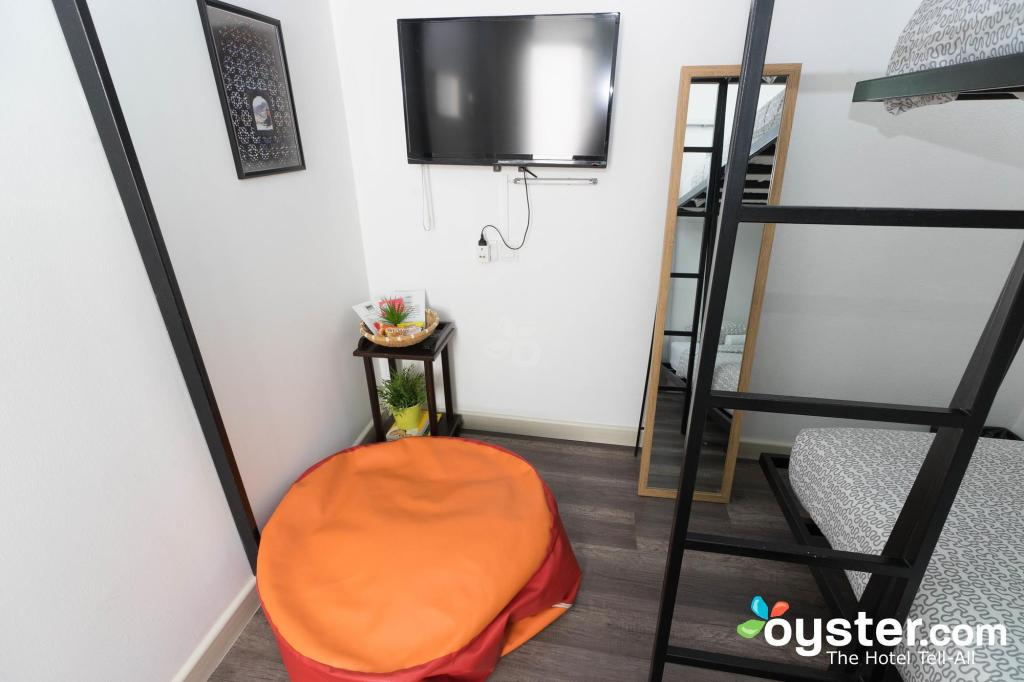 Стая Cinema Roomies Penang Guesthouse