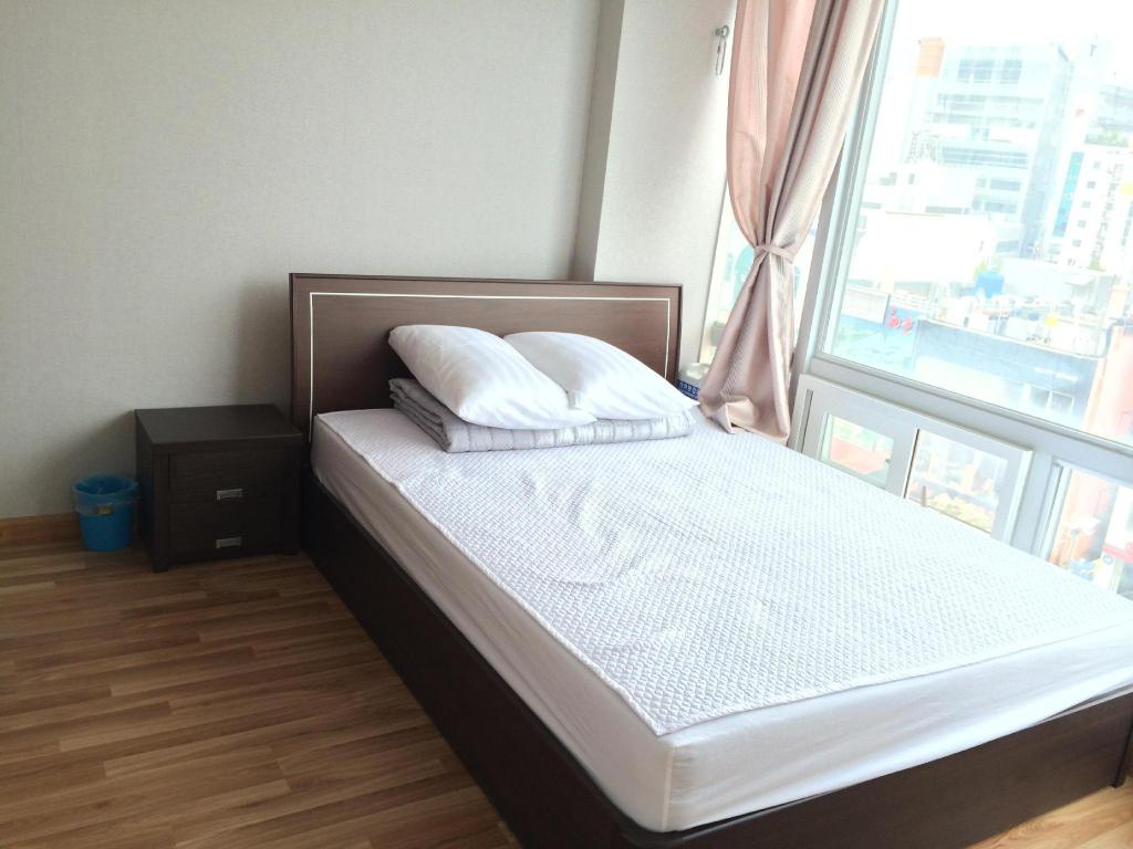 Standard Double Bed Room - Bed Haeundae Guesthouse