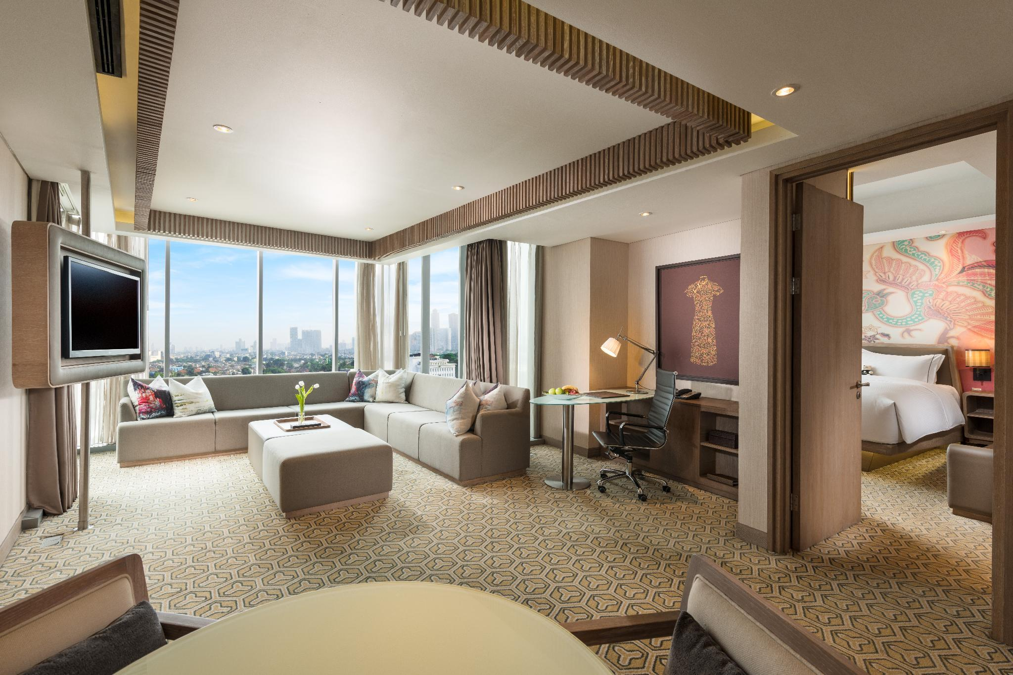 Doubletree By Hilton Hotel Jakarta Diponegoro In Indonesia Room Deals Photos Reviews