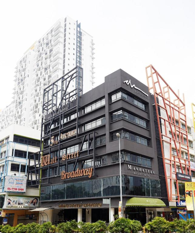 Več o Manhattan Business Hotel Damansara Perdana