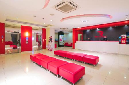 Lobby Red Planet Davao