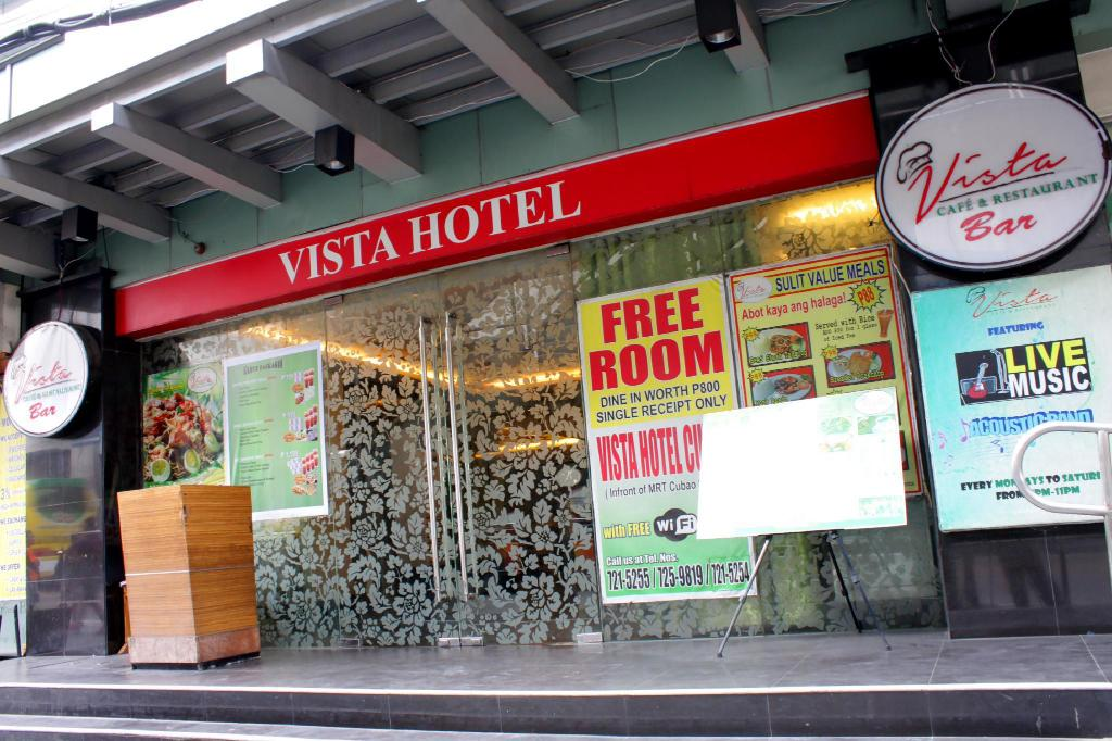 More about Vista Hotel Cubao
