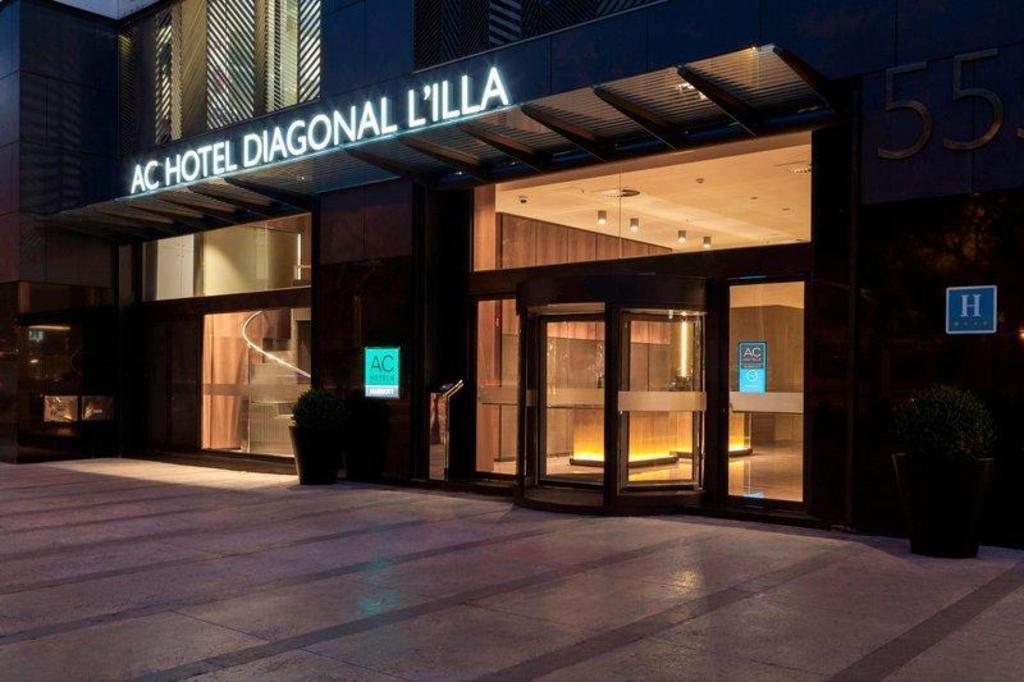 Institut oftalmologic barcelona, Main navigation