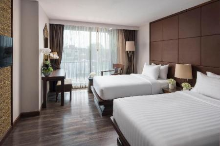 Superior Twin Room Non-Smoking - Bed Casa Nithra Bangkok