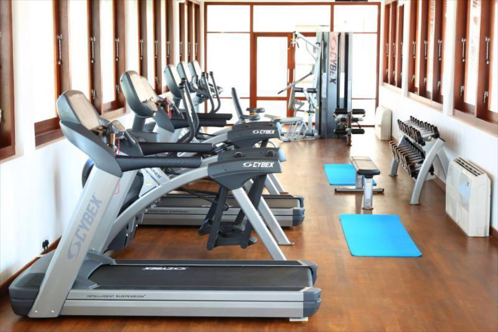 Centro de fitness Anantaya Resort and Spa Chilaw