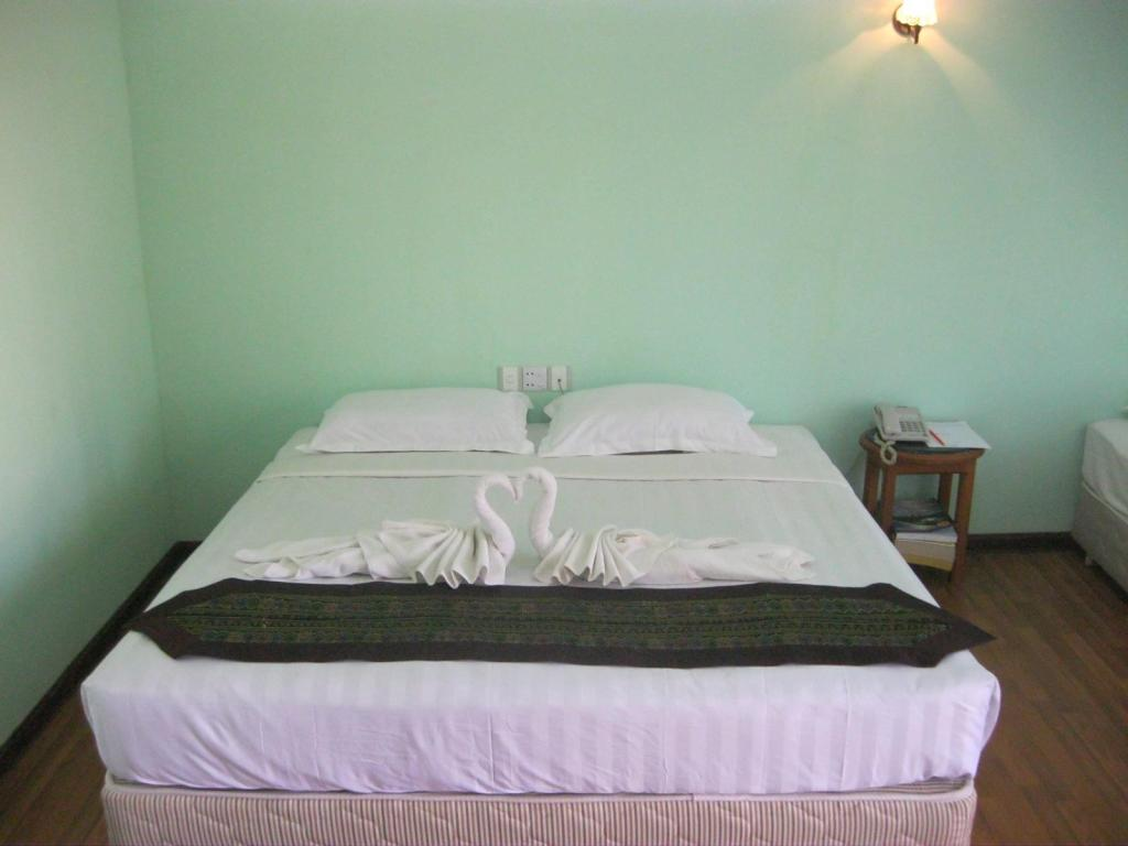 Superior Double or Twin Room - Bed Hotel Apple