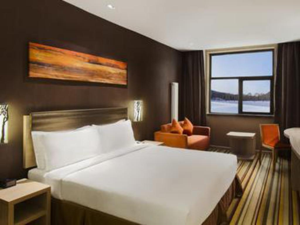 Standard - Guestroom Holiday Inn Express Changbaishan