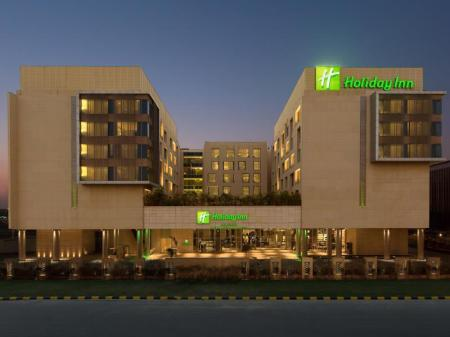 Интериор на хотела Holiday Inn New Delhi International Airport