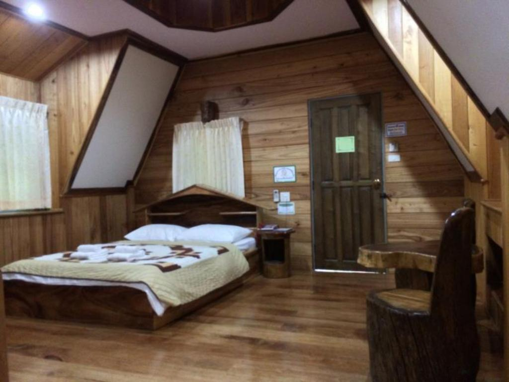 Bungalow Double Room - Guestroom Magmai Homestay
