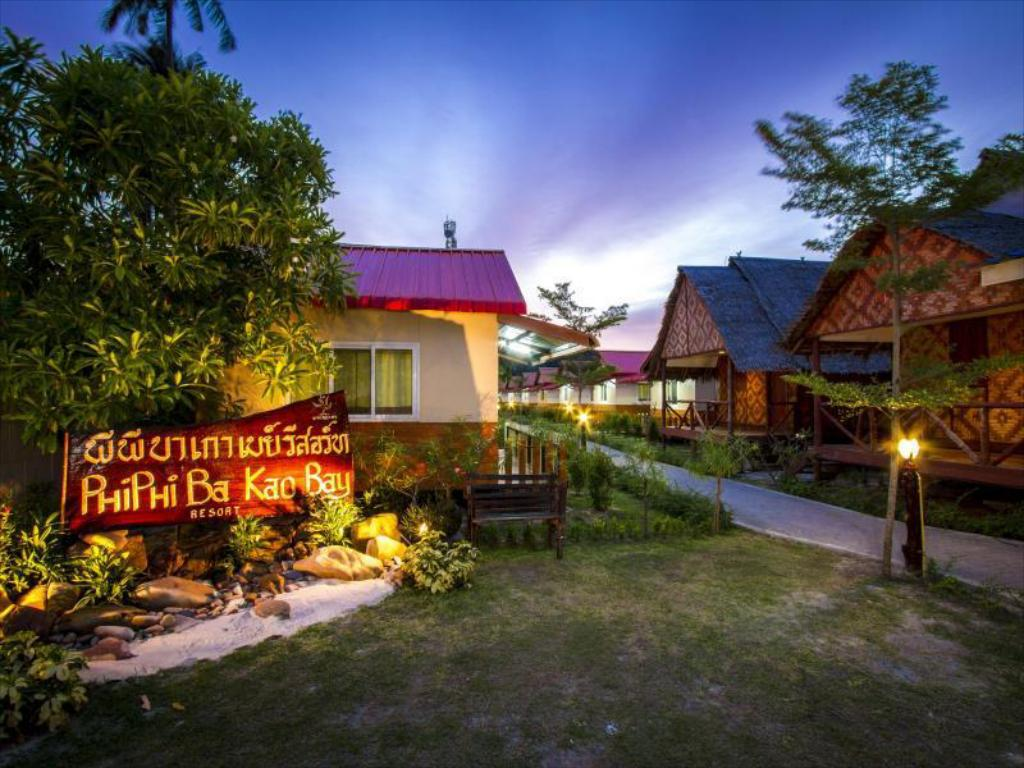 More about Phi Phi Ba Kao Bay Resort