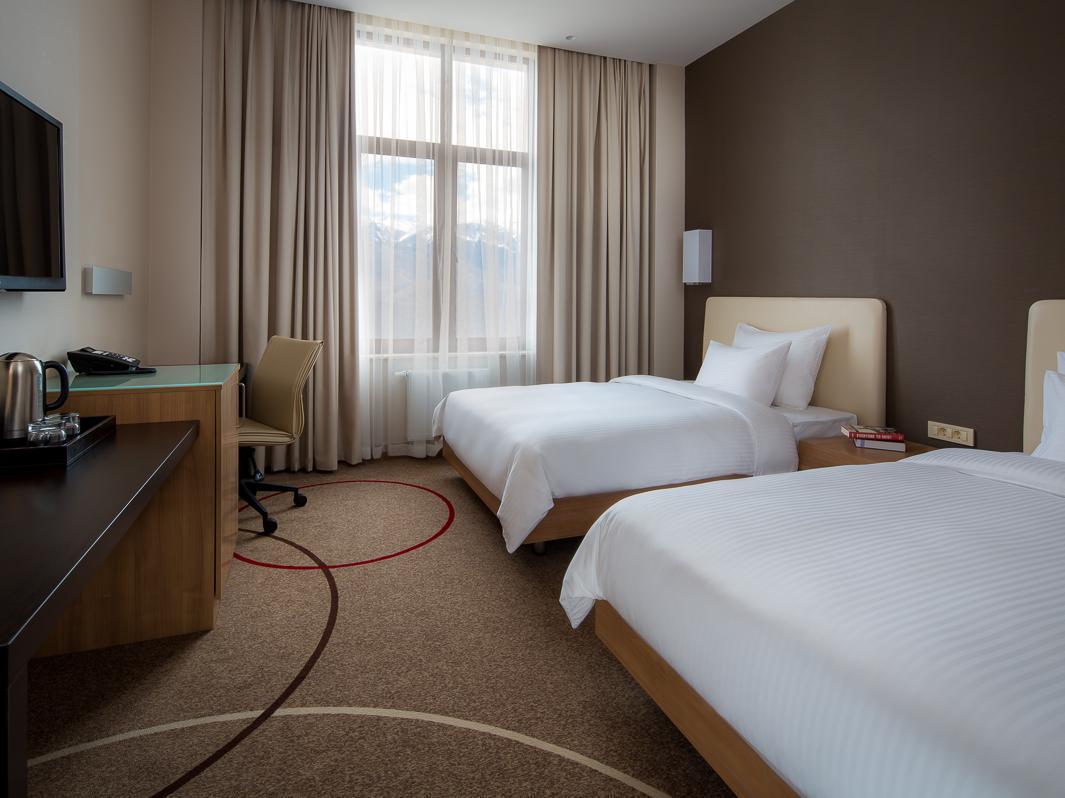 Горки панорама отель красная