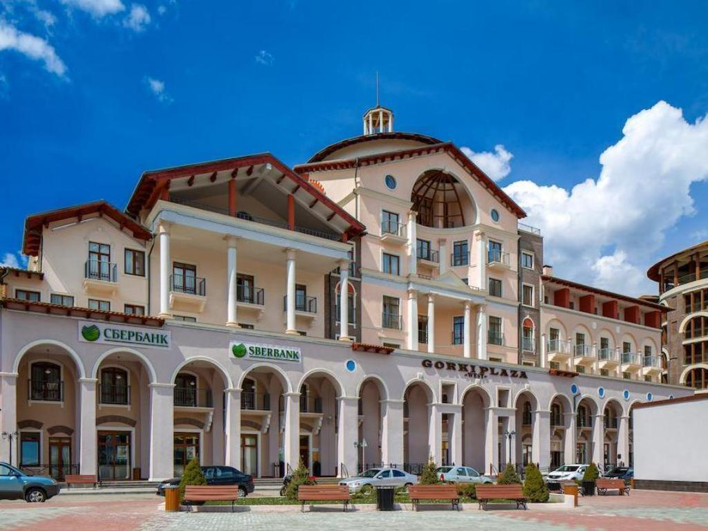 More about Gorki Plaza Hotel