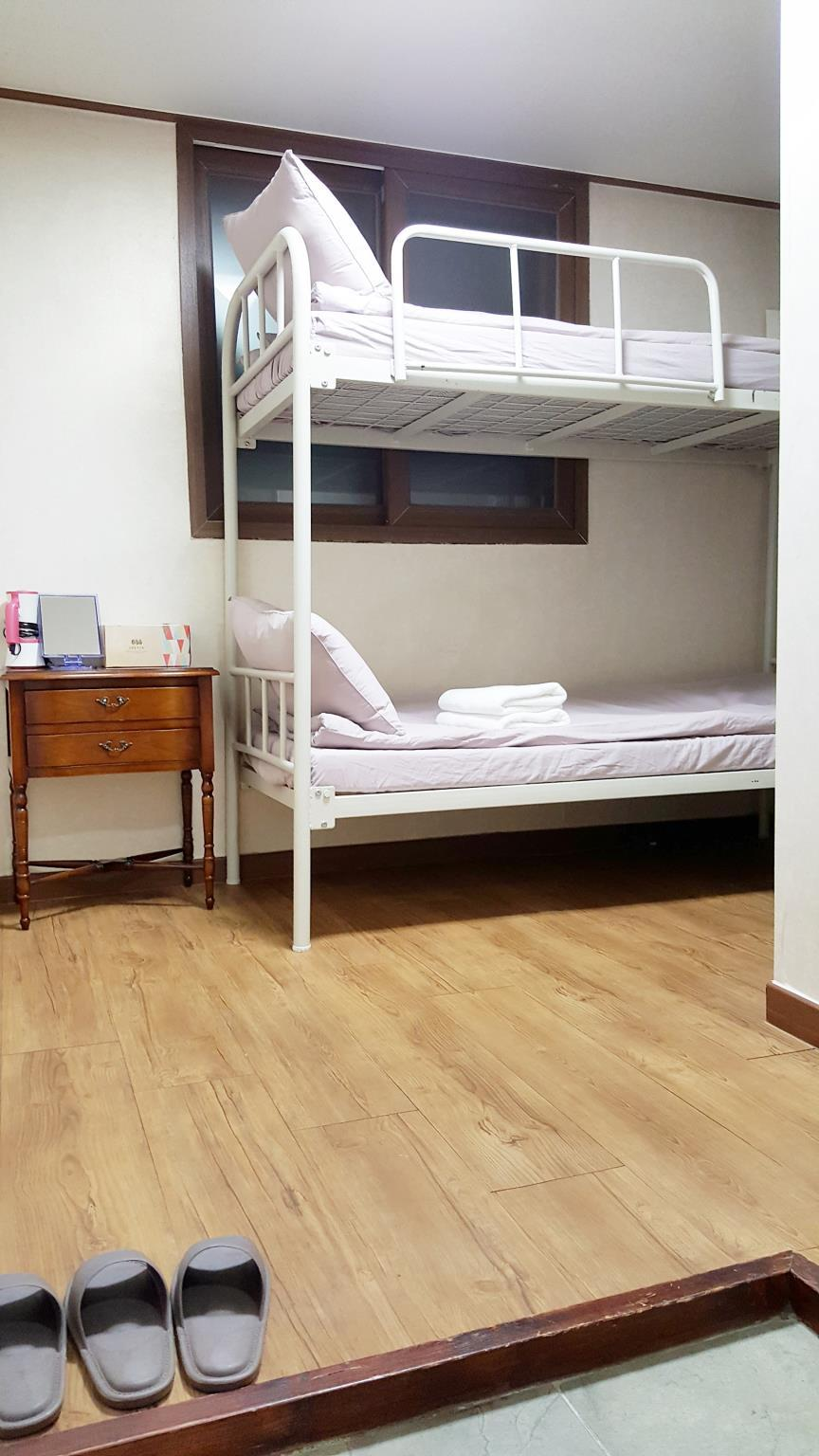 Bunk Bed Twin Room