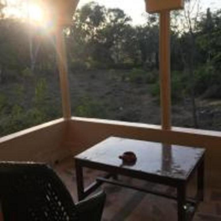 Deluxe Room With Private Balcony - Balcony Roopam Resort