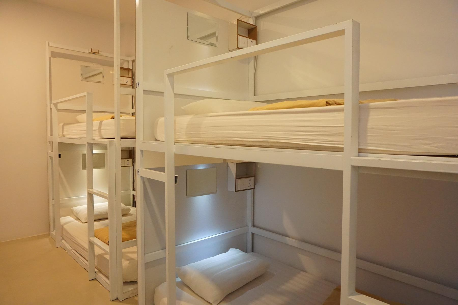 10-Bed Dormitory -- Mixed
