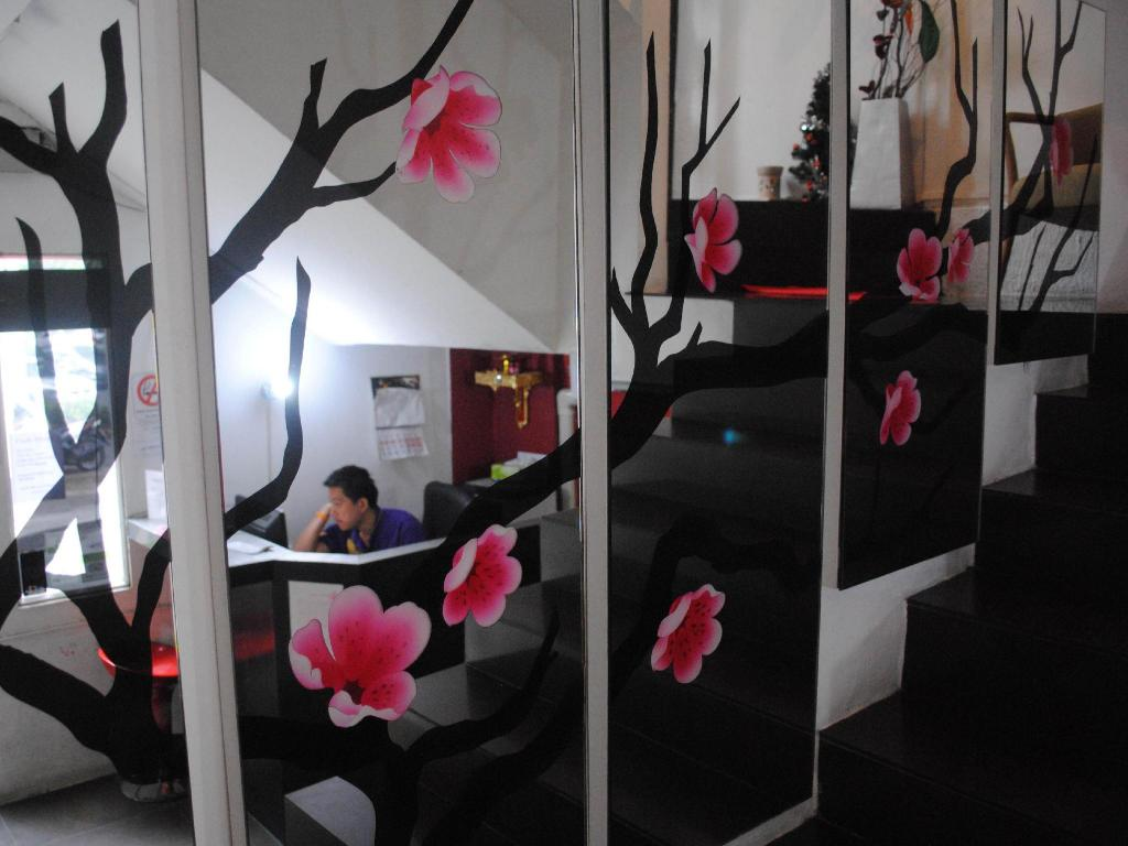 Лобби Pink Guest House