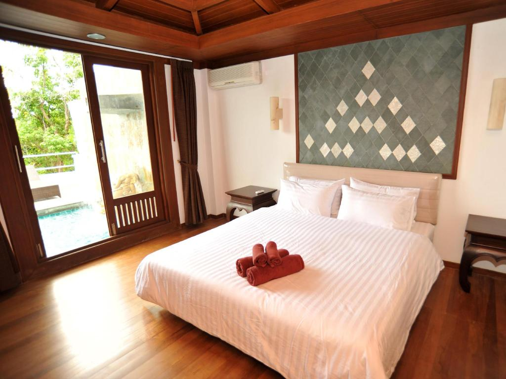 Villa All Inclusive - Bed Samui Luxury Pool Villa Melitta