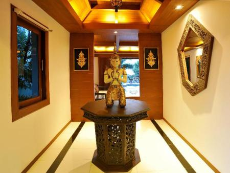 Lobby Samui Luxury Pool Villa Melitta