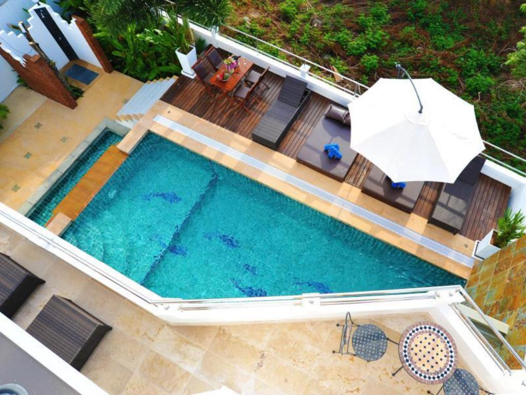 Swimming pool Samui Luxury Pool Villa Melitta