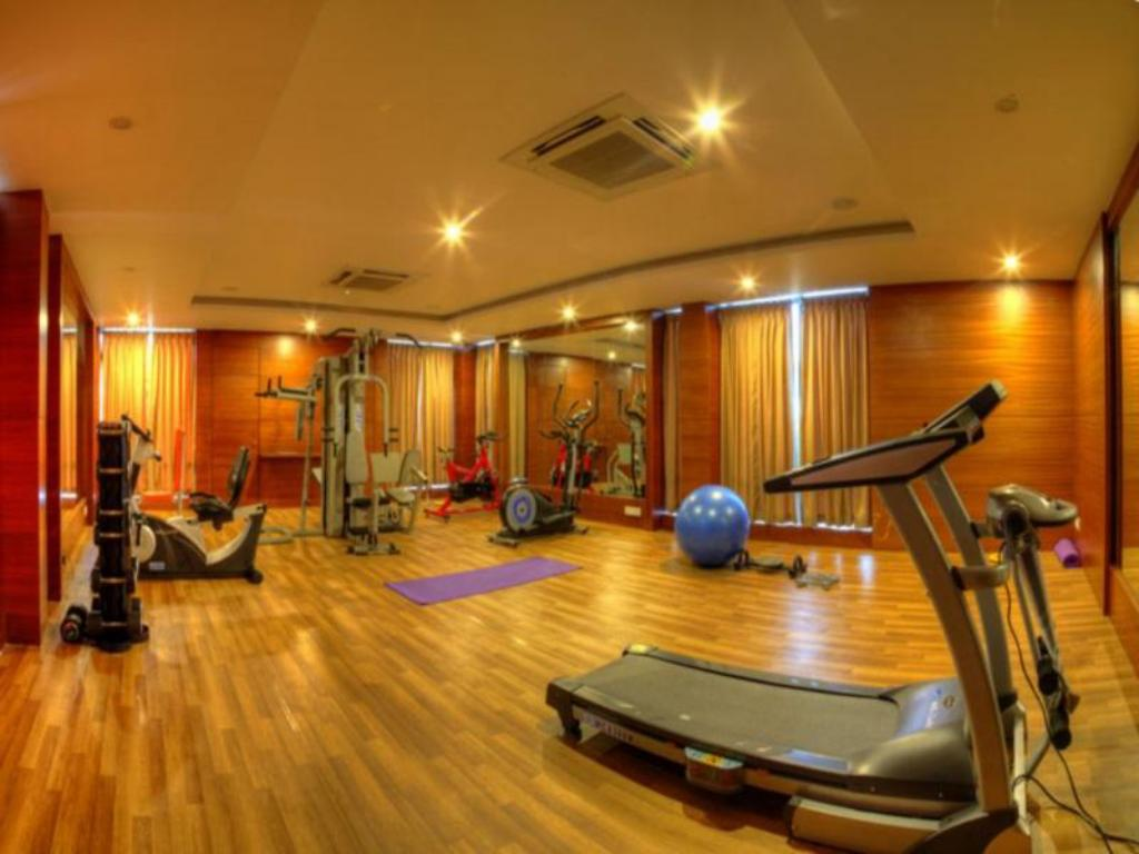 Fitness center Hotel Le Ruchi The Prince