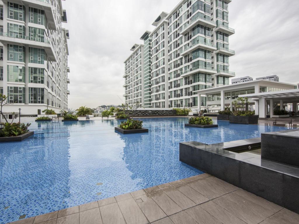 Best Price on The Scott Renaissance at Scott Garden Kuala Lumpur in ...
