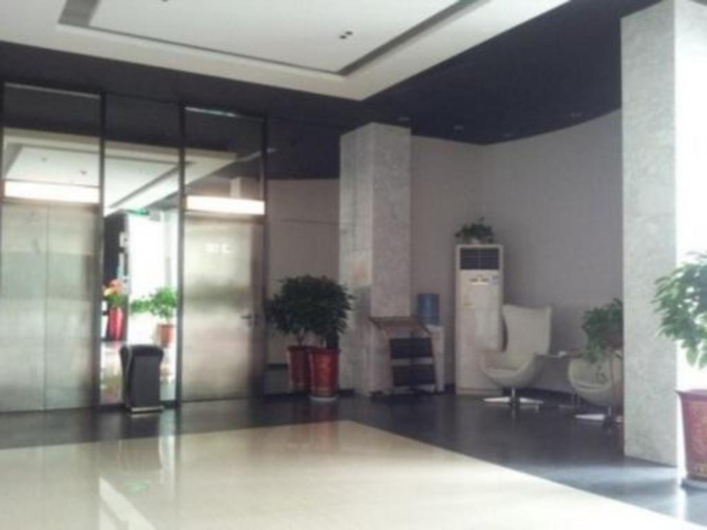 Lobby Jinjiang Inn Zaozhuang Tengzhou Shanguo North Road City Government