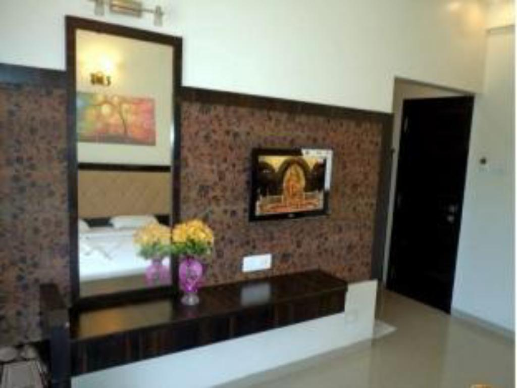 Interior view Hotel Ganpati Palace