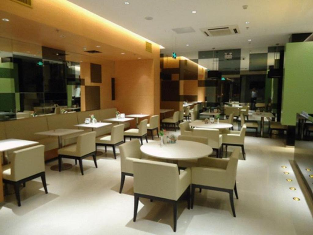 Restaurante Jinjiang Inn Yantai Development Zone Changjiang Road Tianshan Road