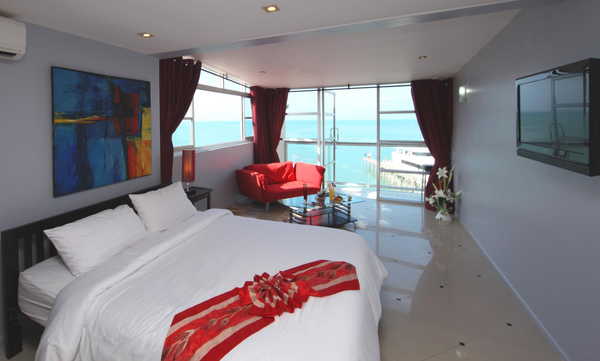 Luxury Room - Sea View