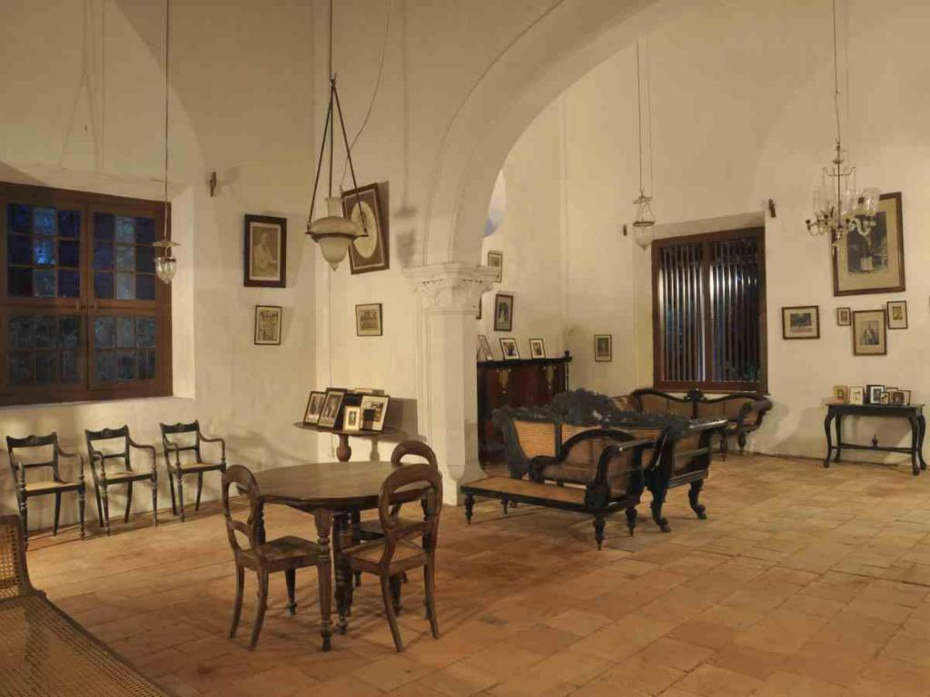 Interior view Atapattu Walawwa House
