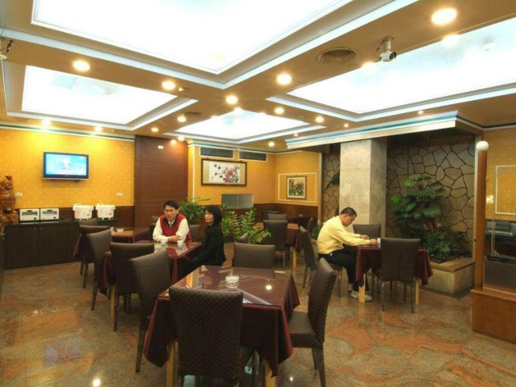 Restoran Golden Swallow Hotel