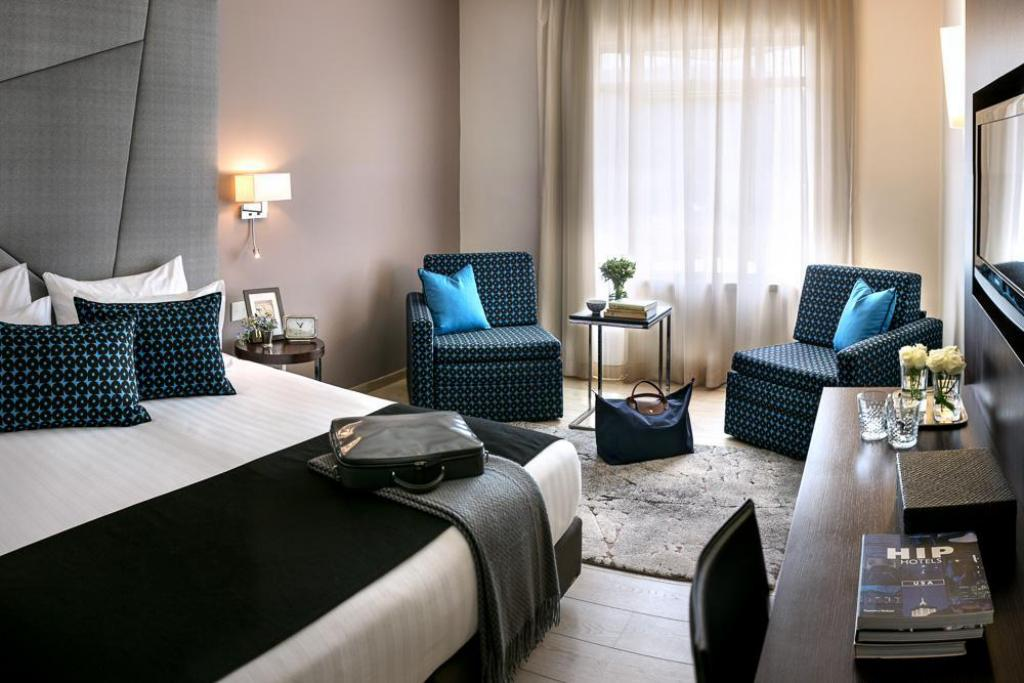 Standard Double or Twin - Suite room Hotel Yehuda