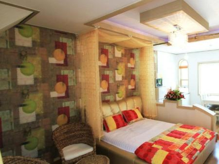 Double Bed room  Macaio Pension