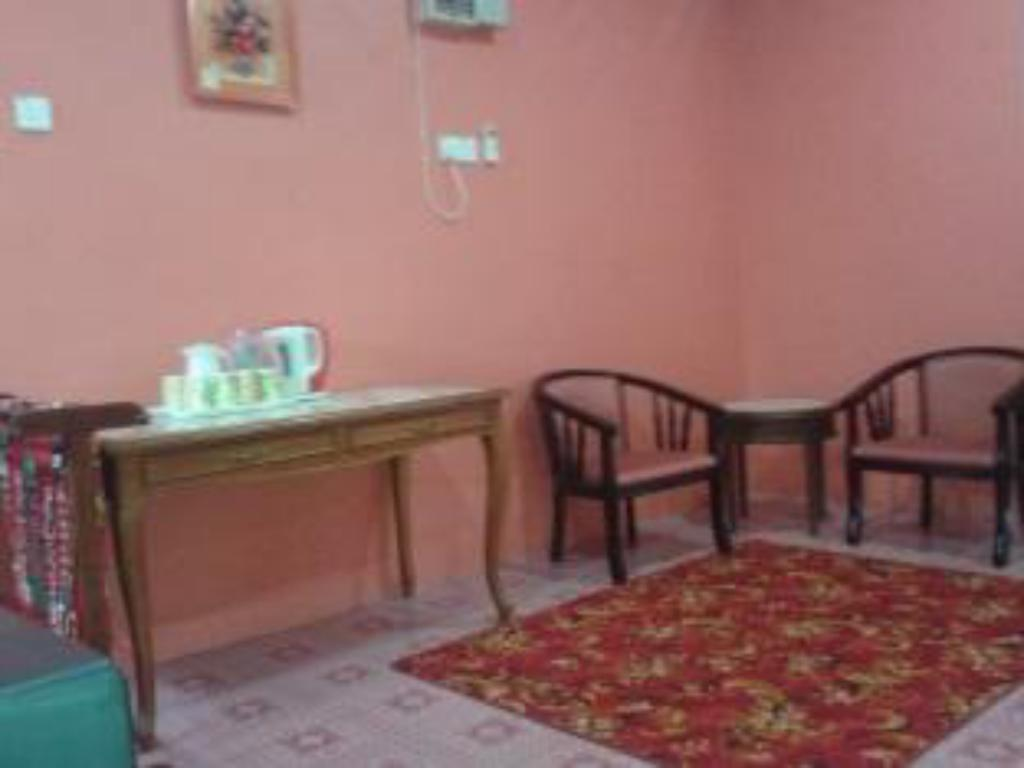 Notranjost Nur Airport Guesthouse Langkawi