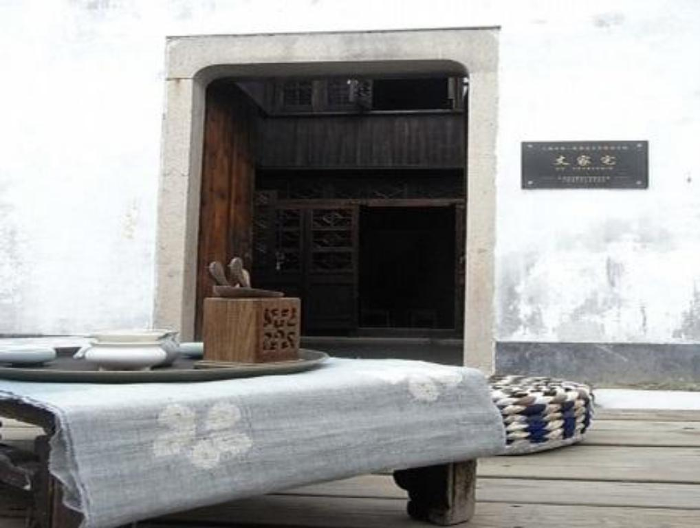 Интерьер Caotang Boutique House in Zhujiajiao Ancient Town