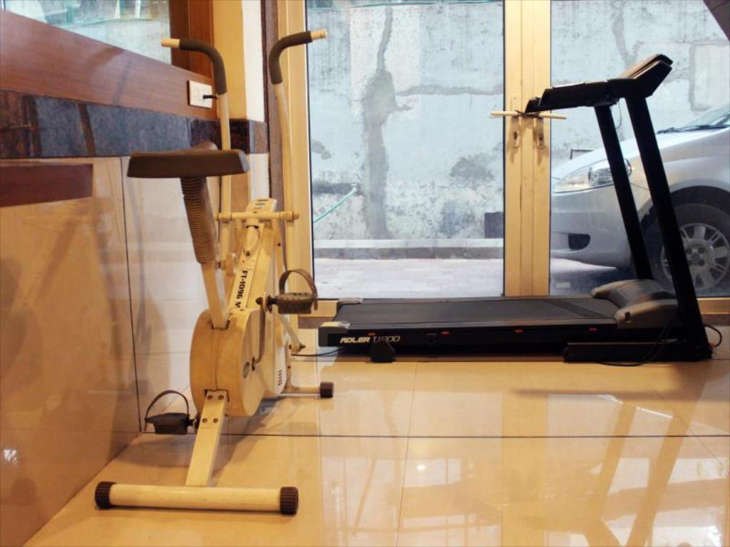 Fitness center Vetro Inn
