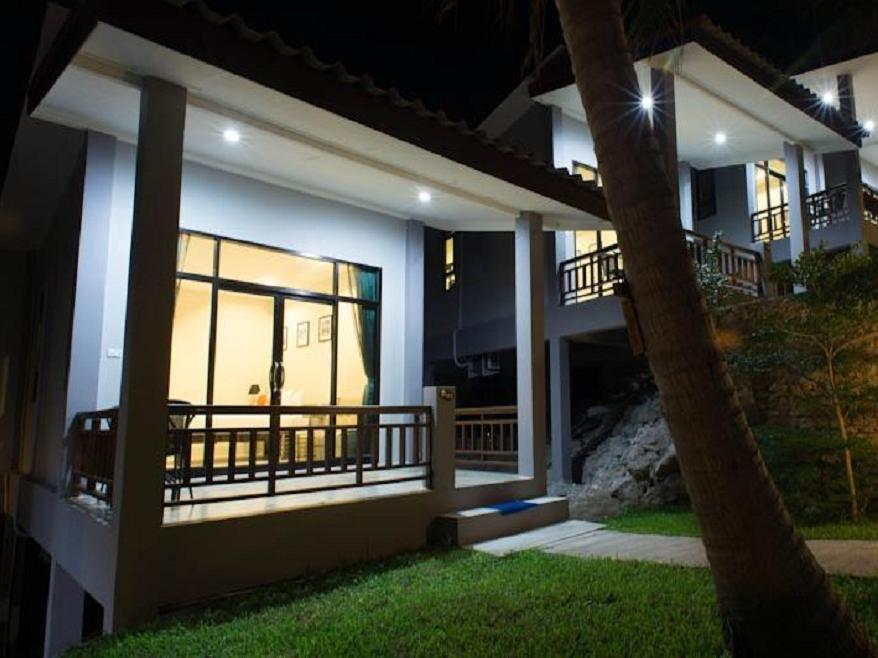 Vil Double Termasuk Pemandangan Taman (Villa Double With Garden View)