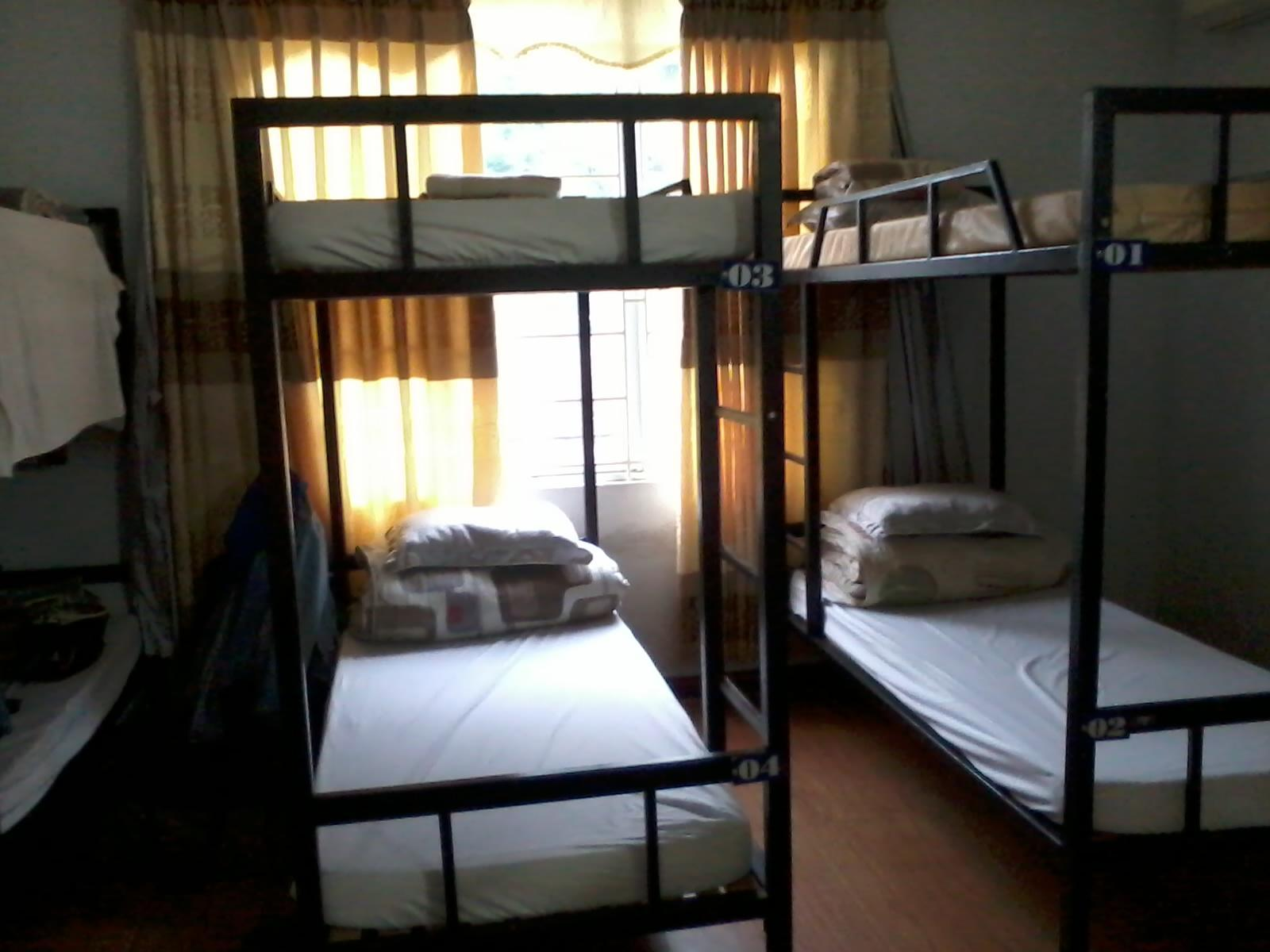 1 Bed in 12-Bed Dormitory