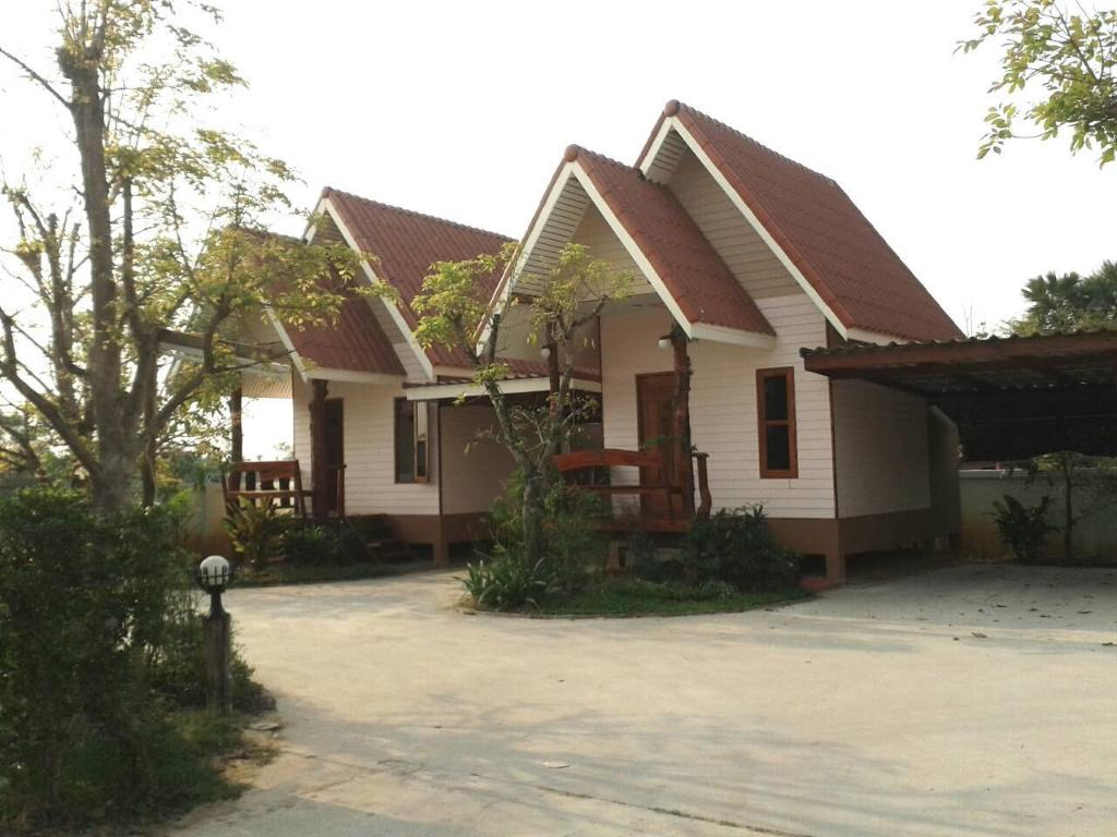 Exterior view Kiangtawan Resort