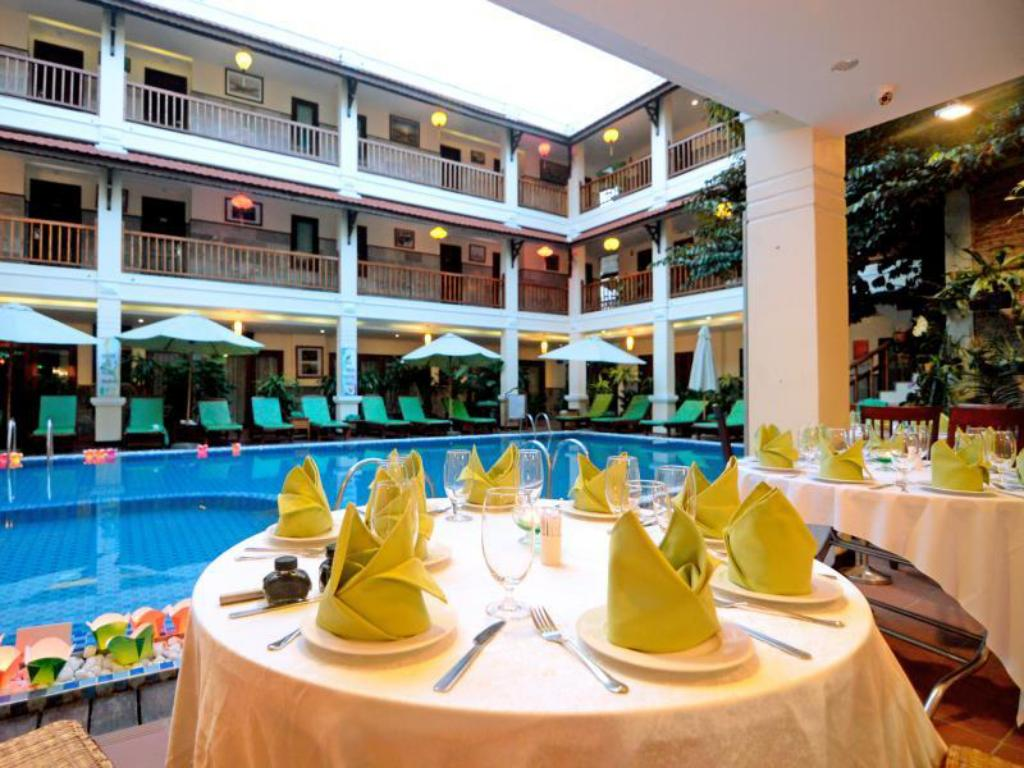 Interior view Green Heaven Hoi An Resort and Spa