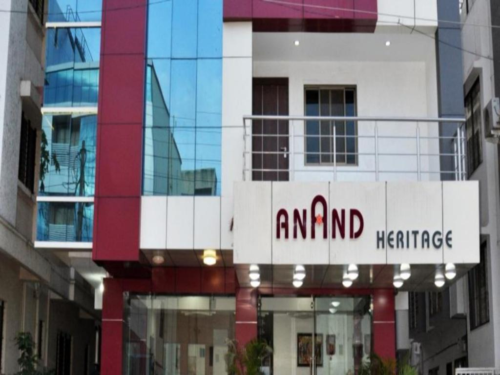 More about Hotel Anand Heritage