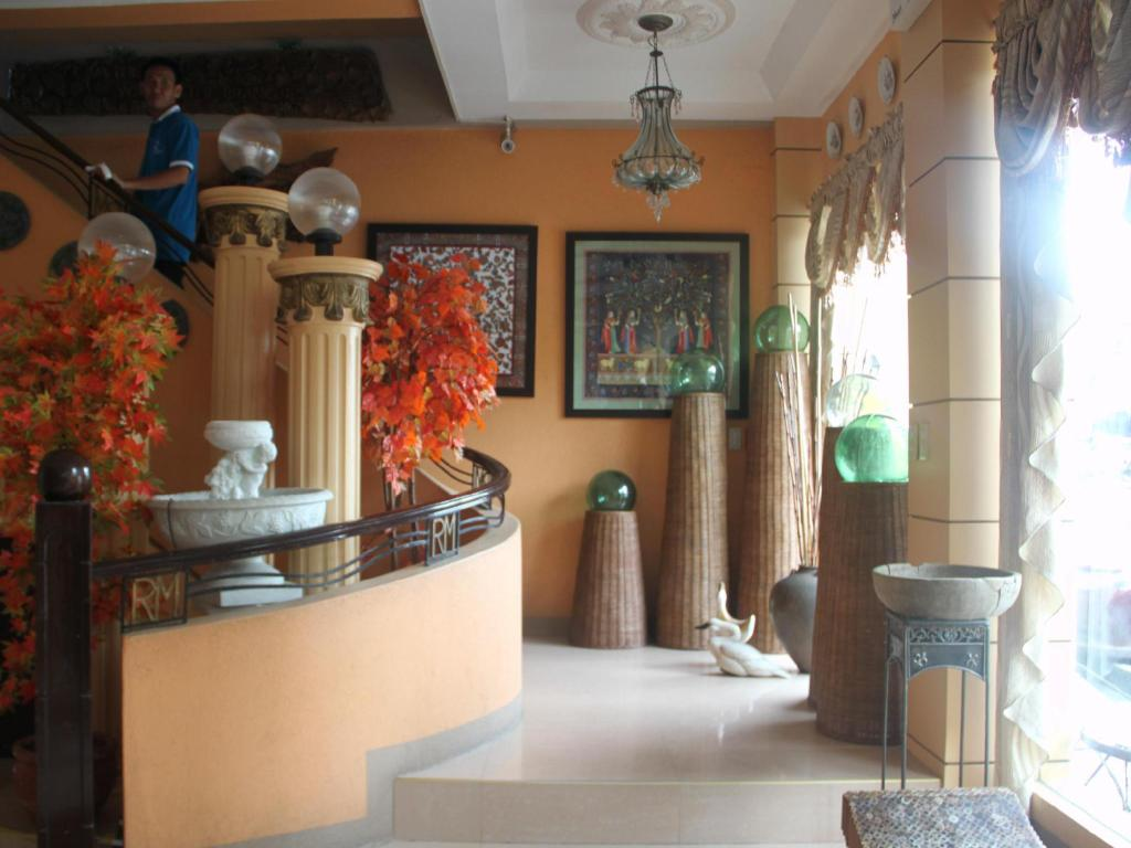 Interior view RM Guest House