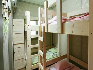 6-Bed Dormitory -- Mixed
