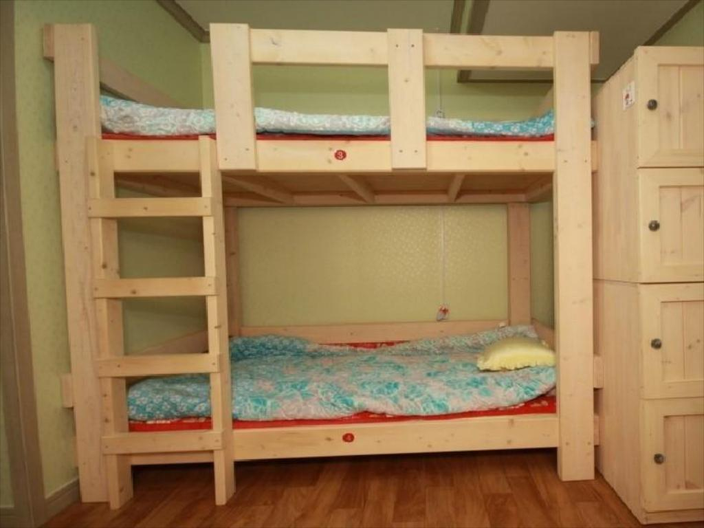 Dormitory -- Female Only - Bed Gyeongju You Guesthouse