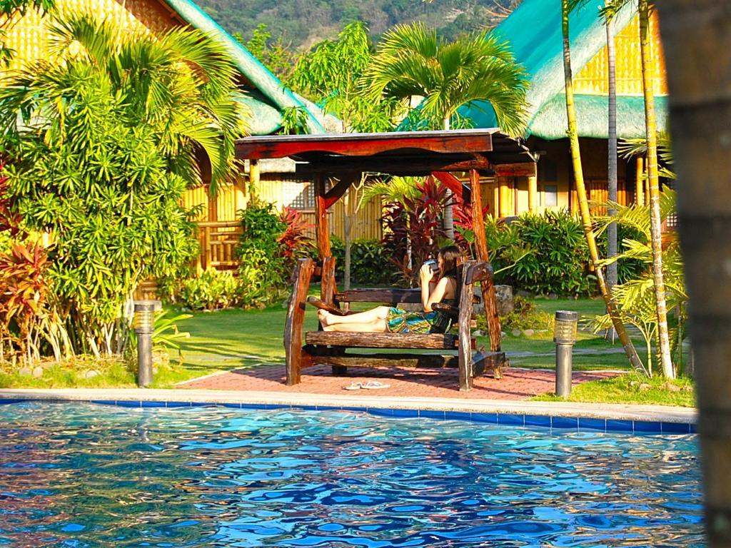 Swimmingpool 88 Hotspring Resort